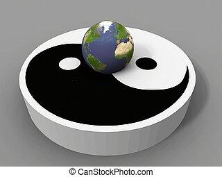 terra, yang ying