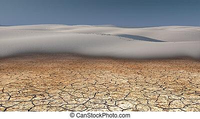 terre, arido