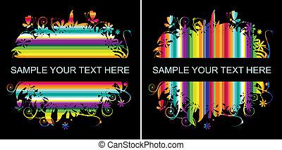 testo, posto, fondo, colorito, tuo