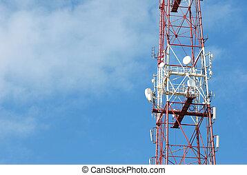 testo, spazio, tuo, antenna, wth