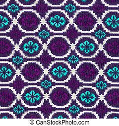 textile., colorito, dettaglio, fondo