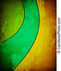 three-color, grunge, fondo
