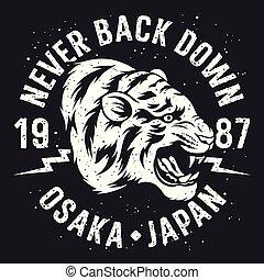tiger, 014