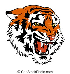 tiger, 022