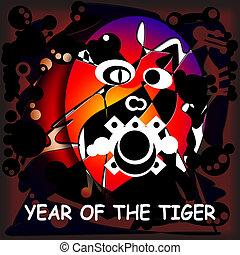 tiger, anno