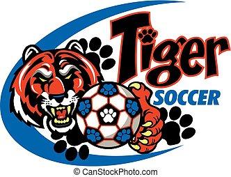 tiger, calcio