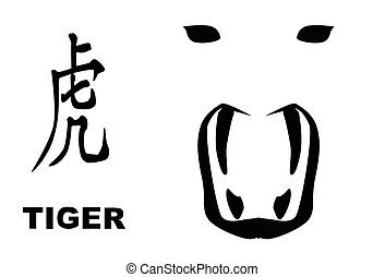tiger, cinese, anno