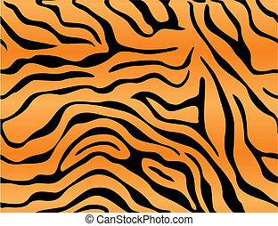 tiger, fondo