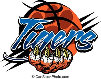 tiger, pallacanestro