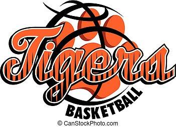 tigri, pallacanestro