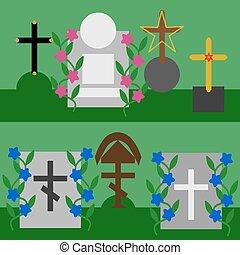 tombstones, collezione