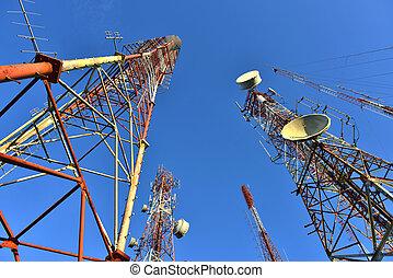 torre, telecomunicazione