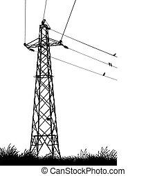 torre trasmissione