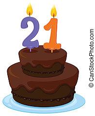 torta candela