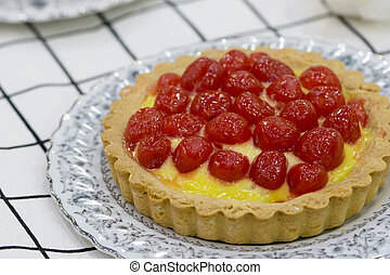 torta ciliegia