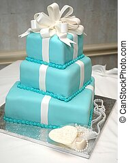 torta, compleanno, formale