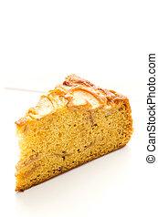 torta, mela