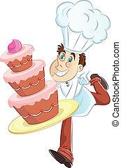 torta, panettiere