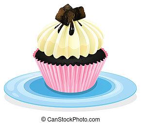 torta, piastra