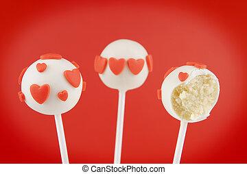 torte, pop, valentina