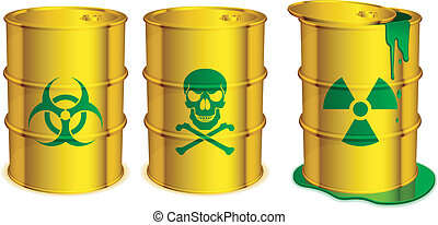 tossico, barrels.