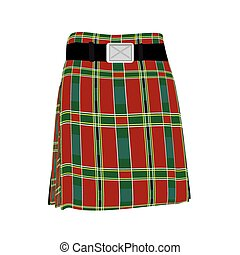 tradizionale, scozzese, kilt