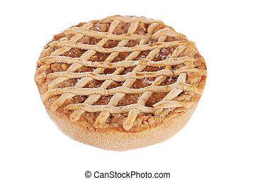tradizionale, torta mela