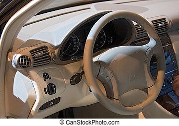 trasporto, mostra, auto, dentro, 049, automobile