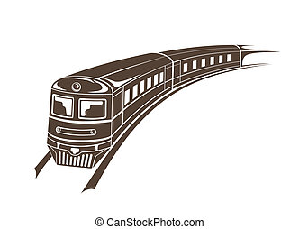 treno, moderno