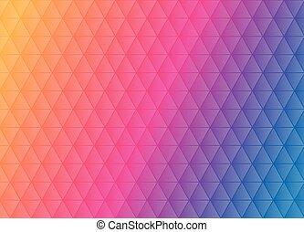 triangolare, fondo