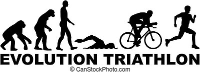 triathlon, evoluzione