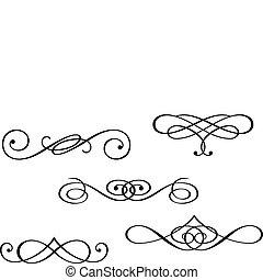 turbine, monogrammi, elementi