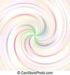 turbine, pastello
