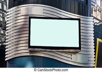 tv, lcd, annuncio pubblicitario