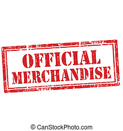 ufficiale, merchandise-stamp