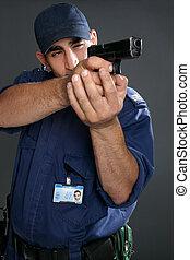 ufficiale sicurezza, scopo, volerci