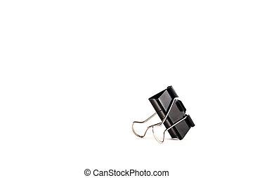 ufficio, accessori, carta, importante, clip, stationery