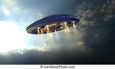 ufo, volare