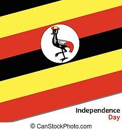uganda, giorno indipendenza