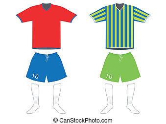 uniform soccer