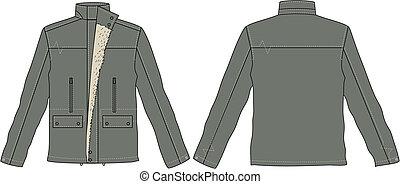 uomini, giacche