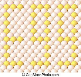 uovo, fondo