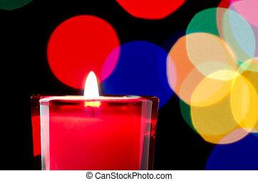 urente, candela