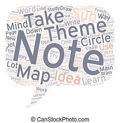 uso, concetto, aiuto, testo, studio, mente, meglio, mappe, wordcloud, fondo, lei