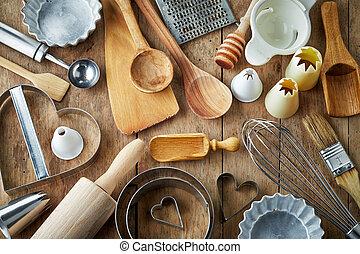 utensile, cucina