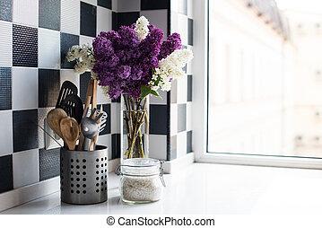 utensili, serenelle, cucina