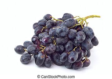 uva, rosso