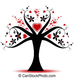valentina, albero