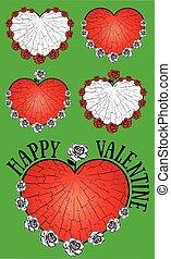 valentina, disegno, coppia, datazione