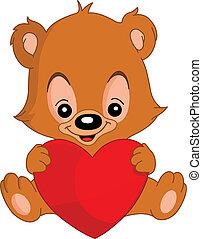 valentina, orso teddy